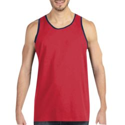 Anvil 986 Adult 100% Ring Spun Cotton Tank Top Thumbnail