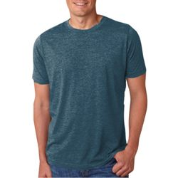 Next Level 6200 Men's Poly/Cotton Tee Thumbnail