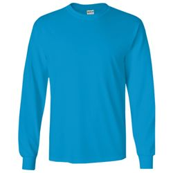 Gildan 2400 Adult Ultra Cotton Long Sleeve T-Shirt Thumbnail