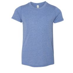 Bella 3413Y Youth Triblend Jersey Short Sleeve Tee Thumbnail